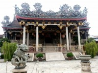 Khoo Kongsi - the famous Chinese clan house and temple
