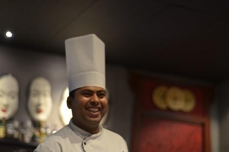 Chef Ghanshyam