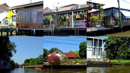 Khlong tour