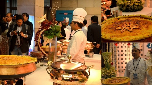 CTimes Food Awards Kolkata 2015 at ITC Sonar