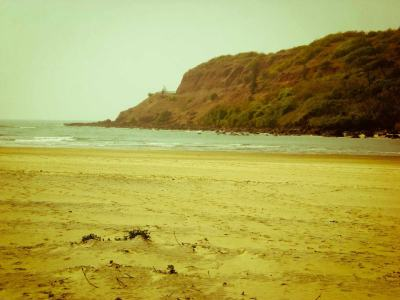 However there are other little known beaches in Ratnagiri such as this one